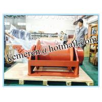 China custom built 1-80 ton free fall hydraulic winch for piling rig on sale