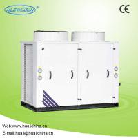Quality High Temperature Air To Water Heat Pump Copeland Scroll Chiller R407C for sale