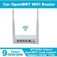 China WiFi marketing/advertising device with car charger FREE WiFi hotspots router wholesale
