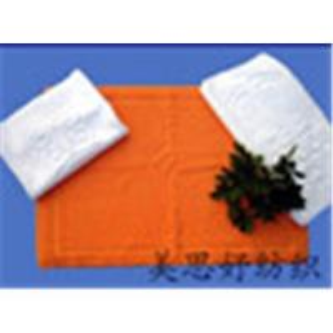 China Hotel jacquard towel on sale