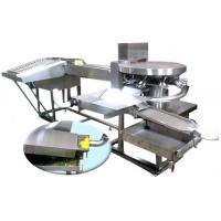 Quality Rotating Disc Style Egg Breaking Machine for sale