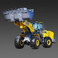 China 11 Ton Wheel Loader Machine / Compact Articulated Wheel Loader Construction Equipment wholesale