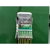 Buy cheap FTB Fiber Optic Termination Box 1 To 8 PLC Splitter Fanout 900um With Breakout from wholesalers