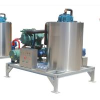 Buy cheap 4T/24H Longlife seawater flake ice making machine on board from wholesalers
