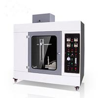 China Plastic Wire Testing Equipment Horizontal Vertical Combustion Tester ZY6017 wholesale