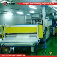 Buy cheap PVB Shaping or Stretching Machine PVB Interlayer for Windshields Glass from wholesalers