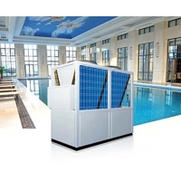 Buy cheap Swimming Pool Heat Pump Cooling And Heating DC Inverter Energy Efficient from wholesalers
