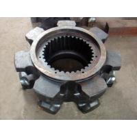 China AISI 1045 AISI 4140 42CrMo4 Forged Forging Steel Coal Scraper conveyor Drive Sprockets wholesale