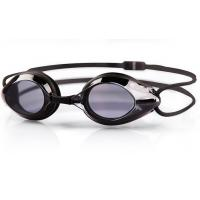 PC Lens Optical Swimming Goggles Black Color UV Shield Fashion Design