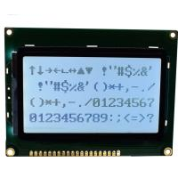 China STN Dot Matrix Graphic LCD Module 93*70mm AIP31020 Controller Type wholesale