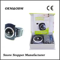 Quality Sleep improvement wrist watch style infrared snore stopper for sale