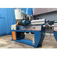 China Fully Automatic XLPE Wire Extruder Machine With Caterpillar / Take Up Machine wholesale