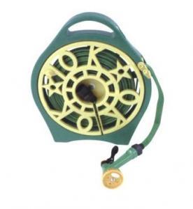 China Flat Hose&4 Function Spray Nozzle wholesale
