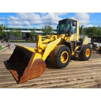 China Original Paint Second Hand Wheel Loaders , Komatsu Wheel Loader WA380-3 187.7 Hp wholesale