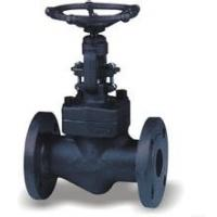 China forged steel  Flange and the welding globe valves (SW/Threaded End) wholesale