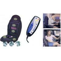 China Cool Kneading Rolling Heating Back Massage Cushion for chair, car on sale