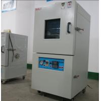 Buy cheap 500 Deg C Powder Coated Micro PID Control High Temperature Heated Vacuum Chamber from wholesalers