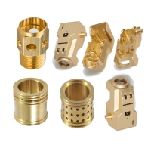 China ISO9001 Sandblast Anodized 0.01mm CNC Mechanical Brass Parts wholesale