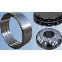 China CNC machined Turned Machining Turning  tungsten carbide Laser Clad Cladding hardfacing Ball Mill Grinding wear rings wholesale