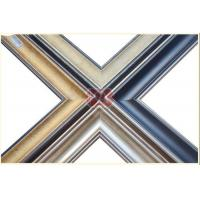 China Apartment / Villa Decorative Wood Oil Painting Frames Mouldings Mirror Frame Sticks on sale