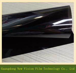 China Best quality slef-adhesive car window tint film solar window film with 10% VLT wholesale