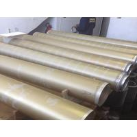 Buy cheap Good Toughness Rotary Nickel Screen Elasticity Weaving Machine Spare Parts from wholesalers