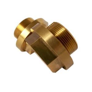 China Bush Bearings 0.05mm Tolerance HPB61 HPB59 Brass Casting Parts wholesale