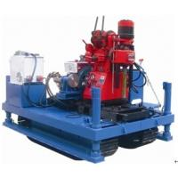 Buy cheap Hydraulic Chuck Crawler  pindle rotatory Drilling Rig Mineral Exploration engineering geological prospecting from wholesalers