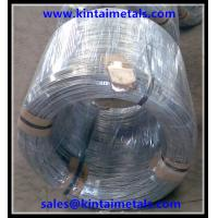 China 2.2mm 500kg hot dip galvanized wire wholesale