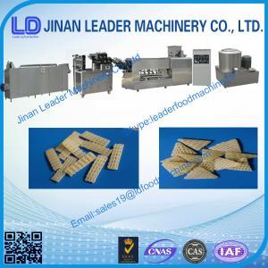 China fried 3d potato pellet snacks food machine process line wholesale