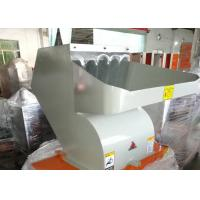 China 1200 KG / Hr Glassfiber Plastic Bottle Crusher For Recycling Process / Plastic Shredder Machine wholesale