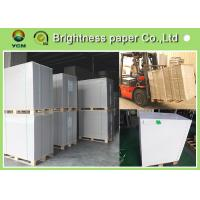China White Baking Coated Board Paper CCNB Paperboard Water Resistance on sale