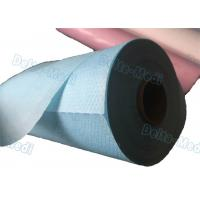 Buy cheap Perforated Disposable Bed Sheets , Disposable Examination Bed Cover Roll PE from wholesalers