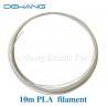 Quality Silver pla filament 1.75mm For 1st & 2nd 3D Pinter Pen / MakerBot / RepRap for sale