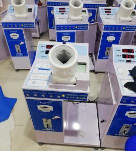 China Portable Smart Digital Blood Pressure Machine Microcomputer Control wholesale