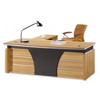 China 1.8m Length Contemporary Office Desk Side Return Type Office Furniture wholesale