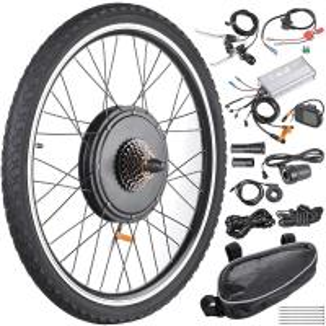 China 48V 1000W 26 Inch Rear Wheel Electric Bicycle  Motor Kit E-Bike Conversion wholesale
