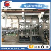 China Automatic Carbonated Drink Water Washing Filling Machine for Plastic Bottle wholesale