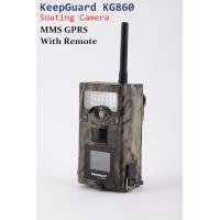 Quality 2.4 inch LCD IP54 Wireless Trail Camera Wildlife CE RosH FCC Certificated for sale