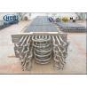 China Steam Boiler Economizer , Carbon Steel Type H Finned Tube Economizer ASME Standard wholesale
