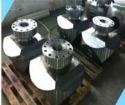 China API 6A AISI 4340 SAE 4340 Forging/Forged Steel Wellhead Christmas Tree Frac Head (Fracturing Head) wholesale
