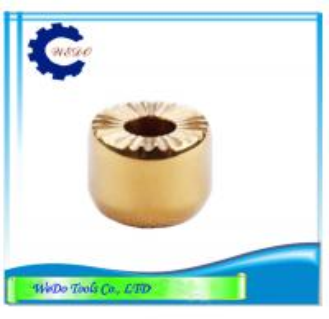 China M009T Golden Color Mitsubishi EDM Parts Titanize Tungsten Carbide X056C432H01 wholesale