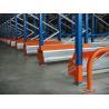 China Pallet Shuttle rack - Radio Shuttle System - high density pallet storage - Semi automatic shuttle system wholesale