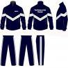 Quality Men Jogging Polyester Children - Adult Zipped Jacket Pocket Tracksuits Sports Wear for sale