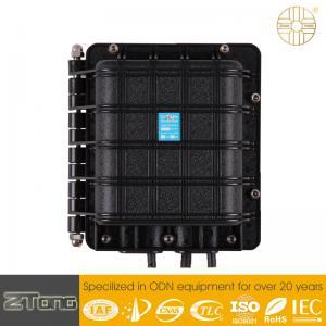 Small Aerial Fiber Optic Joint Enclosure 4 Ports IP68 Waterproof GJS-6017