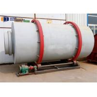 China Silica River Sand Dryer Machine Three Cylinder Portable Sand Drying Equipment wholesale