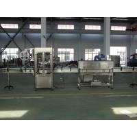 China Customized PLC Control Sticker Labeling Machine 500kg For Beverage Filling Line wholesale