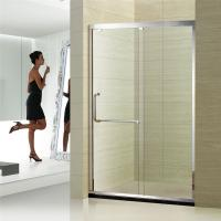 China Easy Clean Sliding Door 6mm Glass Bathroom Shower Room Enclosure wholesale