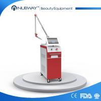 China tattoo removal nd yag laser machine with far infrared aiming beam for position wholesale