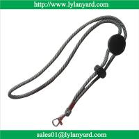 China Wholesale Adjustable Round Woven Cord Lanyard, Durable Woven Lanyards wholesale